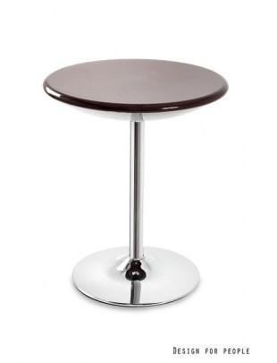 Bistro - stolik brązowy
