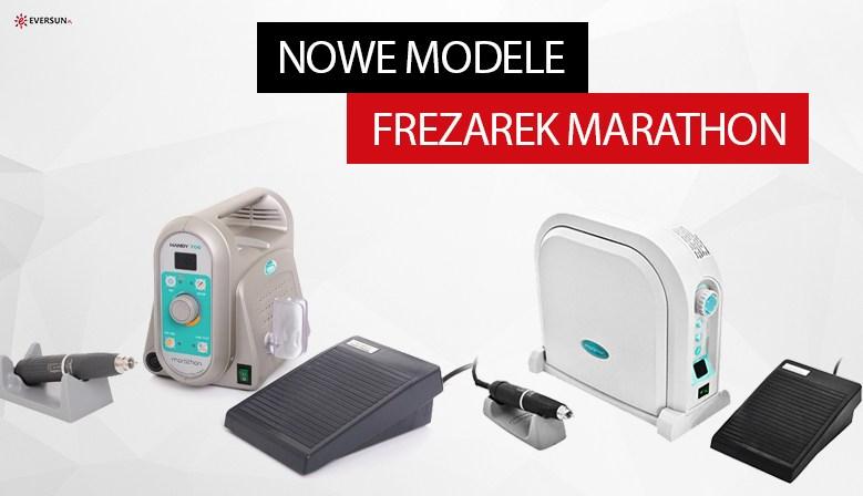 Frezarki Marathon