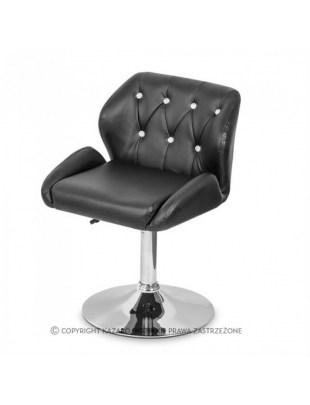 Krzesło kosmetyczne IRYS Swarovski Elements