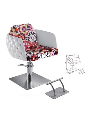 Fotel fryzjerski Forli