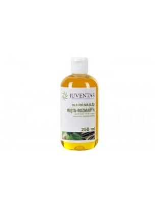 Olej do masażu RELAX LINE - MIĘTA-ROZMARYN - 250ml