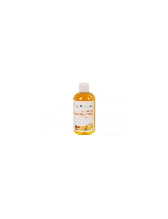 Olej do masażu RELAX LINE - POMARAŃCZA-CYNAMON - 250ml