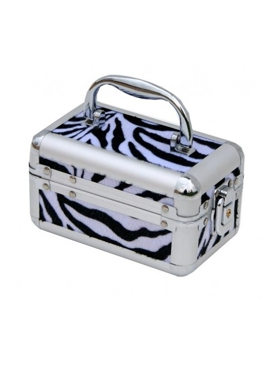 """Kufer """"Z3"""" zebra"""