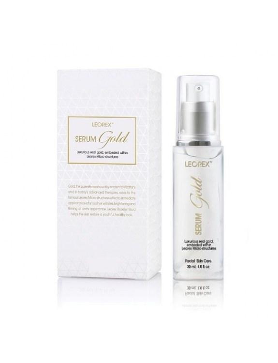 - Serum Gold - Liftingujące serum ze złotem  Leorex - Serum Gold - Liftingujące serum ze złotem
