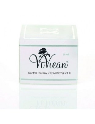 Viviean - Control Therapy Day Matifying Cream Spf 8