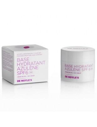 De Noyles - Base Hidratante Azulene Spf 6