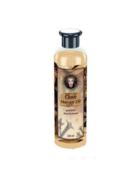Abacosun - Olejek goździkowy do masażu ciała - Clove Massage Oil