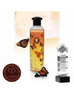 Abacosun - Brazil Spa - Antycellulitowy Olejek Żelowy - Anticellulite Oil Gel