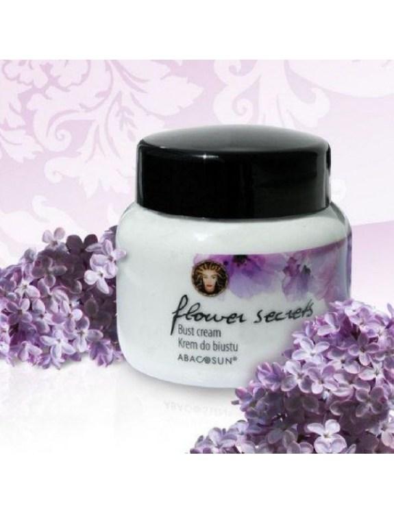 Abacosun - Sekrety Kwiatów, Krem Do Biustu - Flower Secrets, Bust Cream