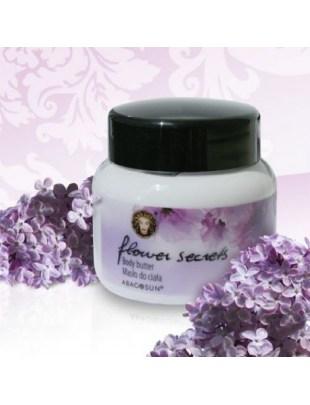 Abacosun - Sekrety Kwiatów, Masło Do Ciała - Flower Secrets, Body Butter