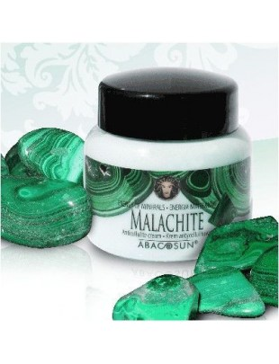 Abacosun - Energia Minerałów - Malachit, Krem Antycellulitowy - Malachite Anticellulite Cream
