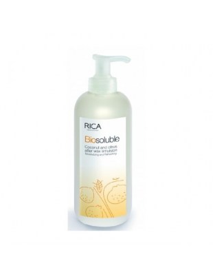 Rica - Coconut&Citrus After Wax Emulsjon - balsam po woskowaniu