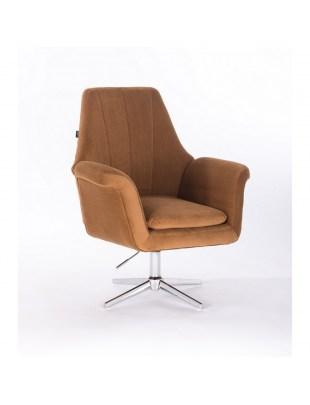 Marky - krzesło kosmetyczne miodowe