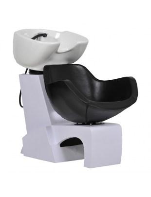 Myjnia fryzjerska Prato - czarna