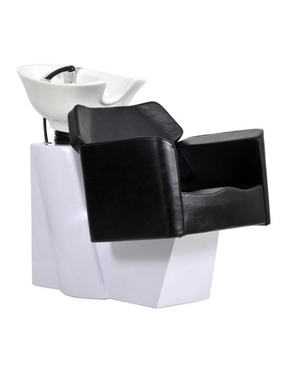 Myjnia fryzjerska Cento - czarna