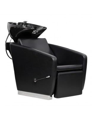 Lux - Myjnia fryzjerska czarny