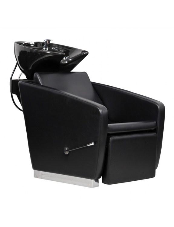 Myjnia fryzjerska Lux - czarny