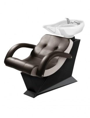 DIVA TECH MALAGA - Myjnia fryzjerska z umywalką - Panda
