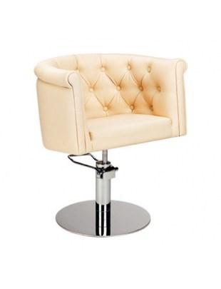 MALI - Fotel fryzjerski
