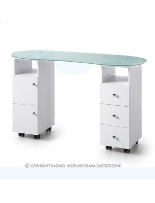 Comfort - Stolik do manicure bez pochłaniacza