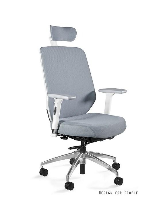 Fotel biurowy HERO biały