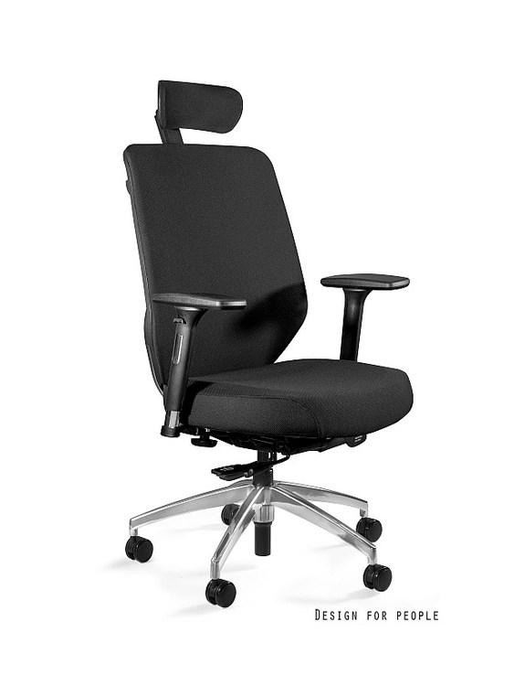 Fotel biurowy HERO czarny