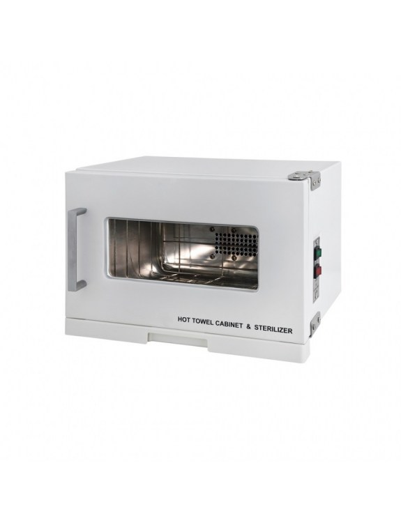 Uniwersalny, pojemny sterylizator termiczny z lampą UV HS C01