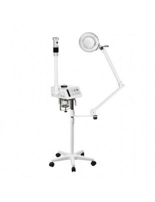 Klasyczny wapozon z funkcją Ozonoterapii na statywie z opcją połączenia z lampą-lupą HS 300A
