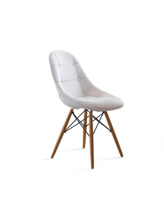 Wyjątkowy w formie i jakości wykonania hocker kosmetyczny lub fotel do poczekalni HS 1029