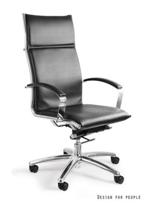 Fotel biurowy Amero skóra naturalna