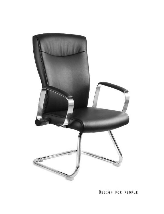 Fotel biurowy Adella Skid