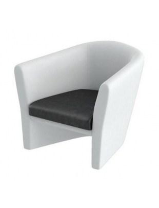 KLARA - Fotel do poczekalni Panda