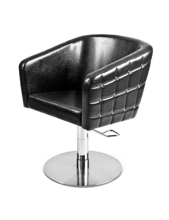GLAMROCK - Fotel fryzjerski z ćwiekami | PANDA