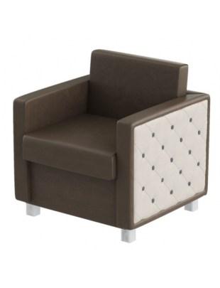 COMODO - Fotel do poczekalni Panda