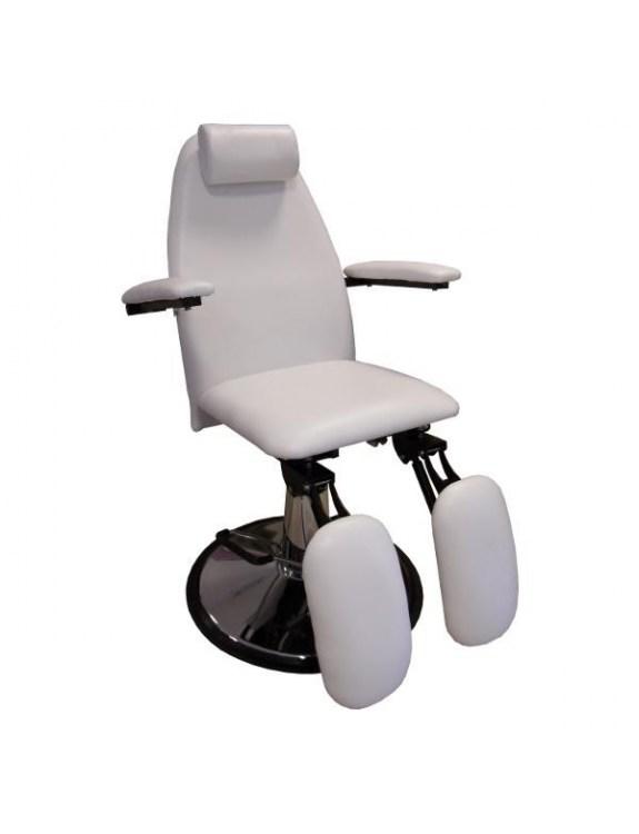 Fotel podologiczny hydrauliczny OVAL