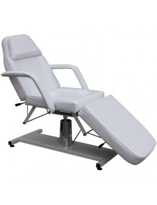 1061 - Fotele kosmetyczne hydrauliczne biały