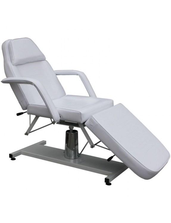 Fotele kosmetyczne hydrauliczne 1061 biały