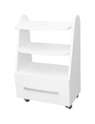 Stolik Mezo Plus z dużą szufladą