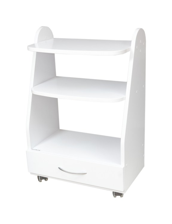 Stolik Mezo Plus z szufladą