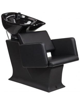 Myjnia Fryzjerska Lady Lea - czarny fotel - Ayala 48h