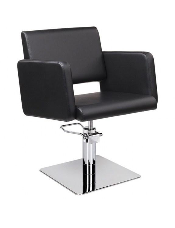 Fotel Fryzjerski Lea - kwadratowa podstawa - Ayala 48h