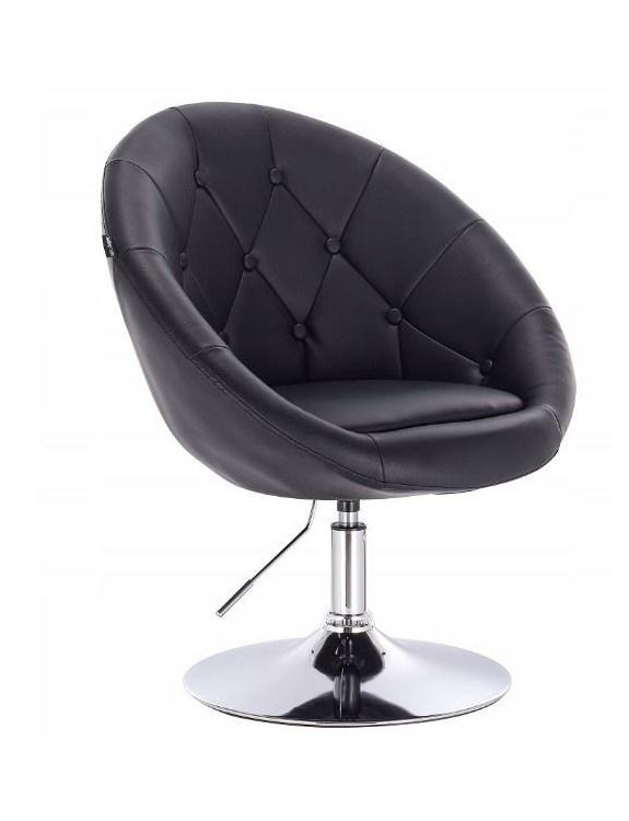 Fotel kosmetyczny HC-8516K CZARNY