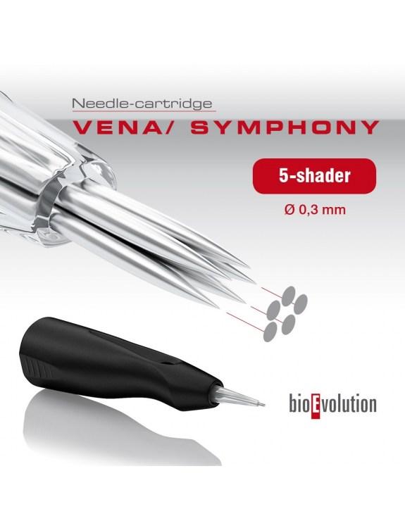 5-shader VENA/ SYMPHONY - igła-kartridż