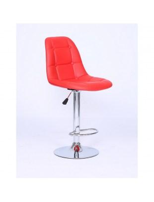 Pak - hoker fryzjerski czerwony