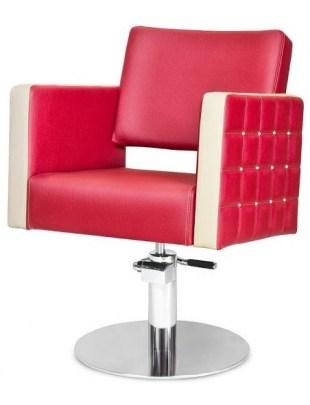 GLAM - fotel fryzjerski