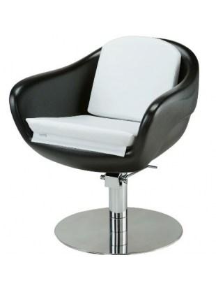 GALAXY BLACK & WHITE - Fotel fryzjerski - PANDA Express Line 48h