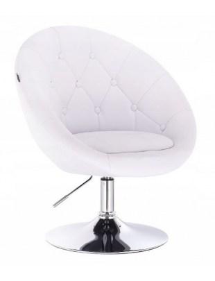 Fotel kosmetyczny HC-8516K BIAŁY