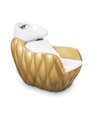 Myjnia fryzjerska MILA złota