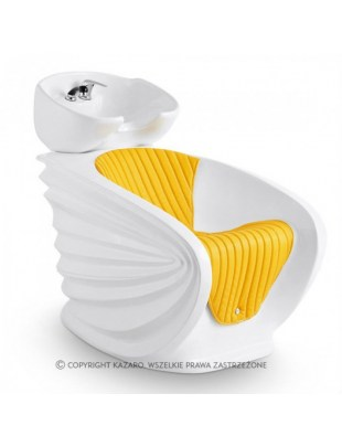 Myjnia fryzjerska ORIGAMI -zółta