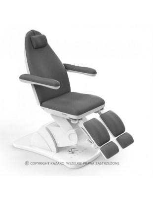 Fotel podologiczny VARIO grafit